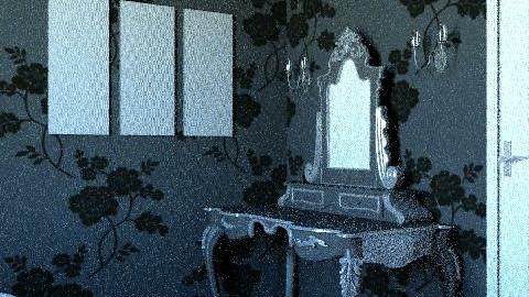 Black Silk - Classic - Bathroom  - by Miniature