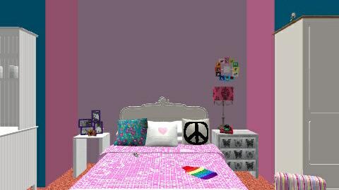 Teen Room  - Glamour - by SkylarGrey_