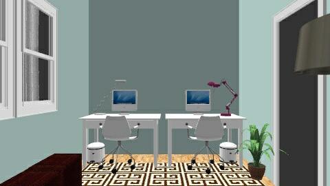 Thielen Office - Classic - Office  - by AnnaAlexandraE