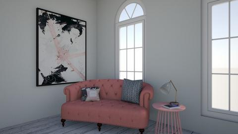 Pink - Living room  - by Ash03