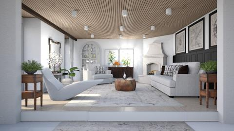 MGL - Modern - Living room  - by augustmoon