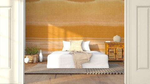 The sunrise bedroom - Bedroom  - by eliseatlife