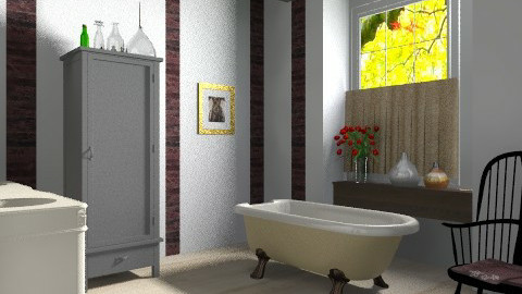woo62 - Country - Bathroom - by fried