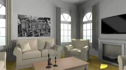 Montecito - Living room - by Gargiulo Marzio