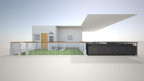 casa de marticrak  - Modern - Living room  - by marti_crack123