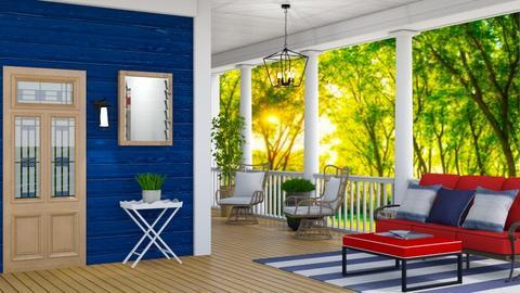 Sun Porch - by yonvie