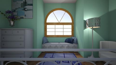 Trial Bedroom - Bedroom  - by CBallmer