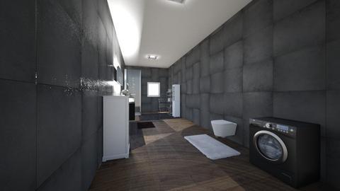 aleksandra - Bathroom  - by Aleksandra Kozak