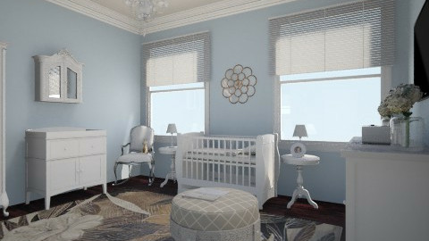 l - Minimal - Kids room  - by nataliaMSG