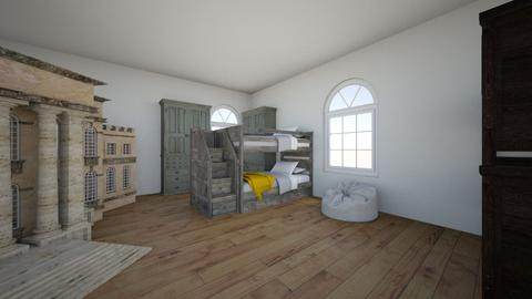 The kids bedroom - Classic - Kids room  - by MAZ8053