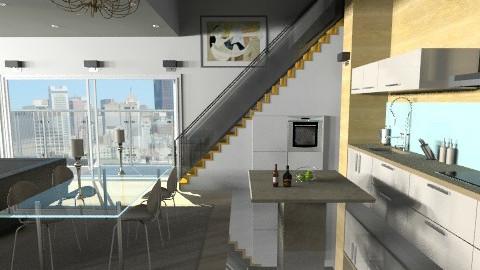Mazzy Star  - Modern - Kitchen  - by annagunbina