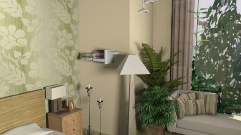 beige dreams - Classic - Bedroom  - by Eeesther
