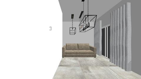 Woonkamer - Living room  - by MLKR