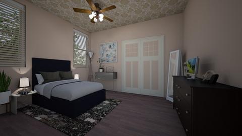 guest bedroom 3 - Bedroom - by GeGe Kanthip