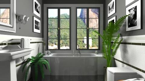 Bathroom - Bathroom  - by _Taz_