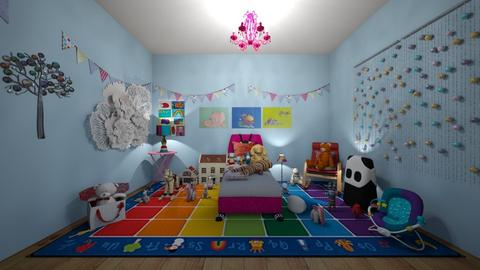 Baby nursery - Bedroom  - by L2021