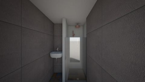 Crap - Bathroom  - by AVZavala
