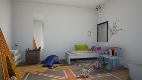 10 bedroom - Classic - Kids room  - by Shehab Ahmed