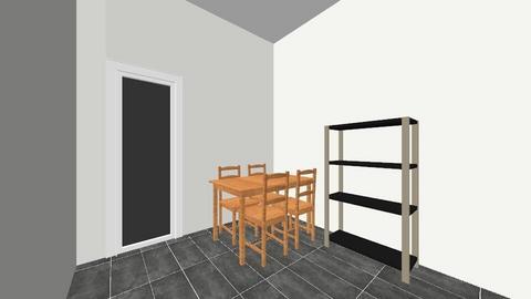 51 Hill KI - Kitchen  - by RolloTreadway