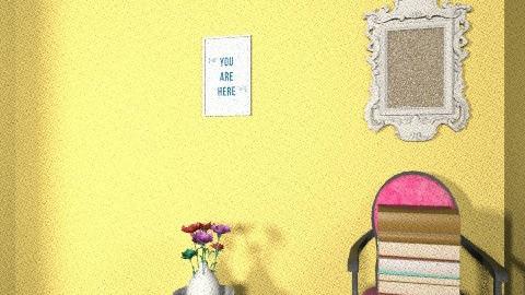 Quadro Retro - Retro - Living room  - by Tensk