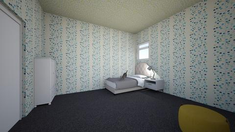 Lexi room - Bedroom  - by amar4k