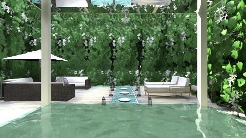 garden - Glamour - Garden  - by mcnairymadison