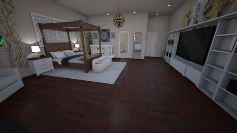 Master Suite - Modern - Bedroom - by alonatech_2nd