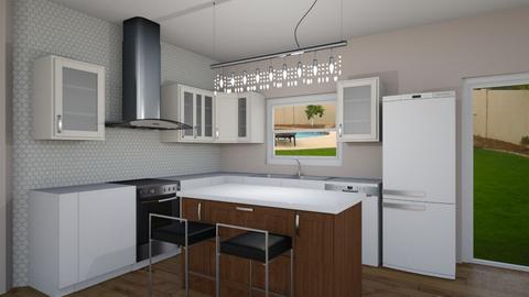 Starlite Kitchen - by shweta_openremodel