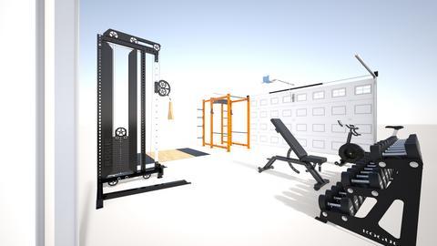garage gym J - by rogue_bff86d2717ceccea7311b21fa038d