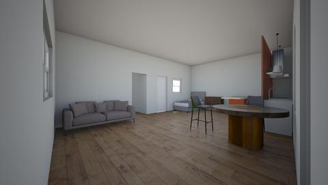 LeonardoShelbyshouse - Living room  - by msemerizer