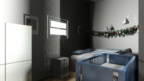 chrismas room 44 - Modern - Bedroom - by sydneysky