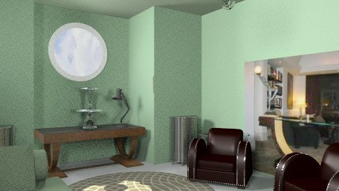 deco rated 1 - Retro - Living room  - by FRANKHAM