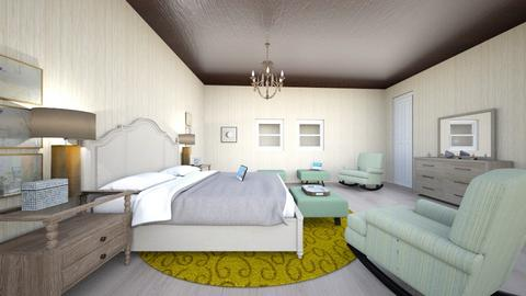 Bedroom  - Bedroom  - by artecoInterior