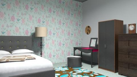 b2c - Vintage - Bedroom  - by noorshilla