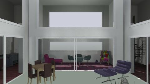Kont air Room - Eclectic - by Gjoy Kosmonauts