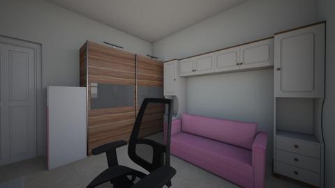 Shravanis_Room - Bedroom  - by sarya007