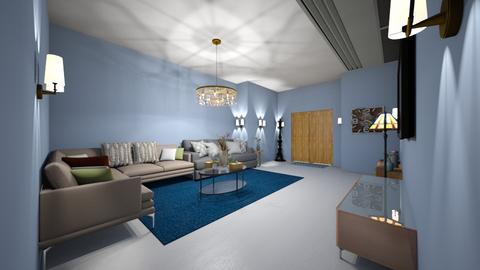 MAMA MO PANGET  - Classic - Living room  - by Mama mo