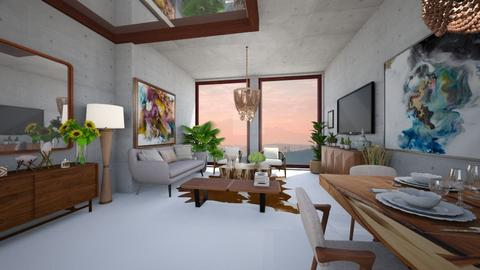 DG 3107 - Living room - by diegobbf