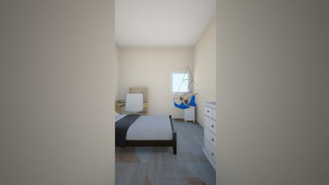 Leah - Retro - Bedroom - by ruetzlg