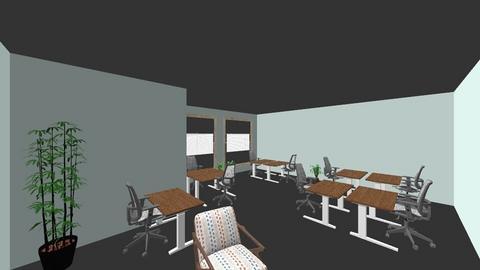kamer P en O - Office  - by Catherine Nobels