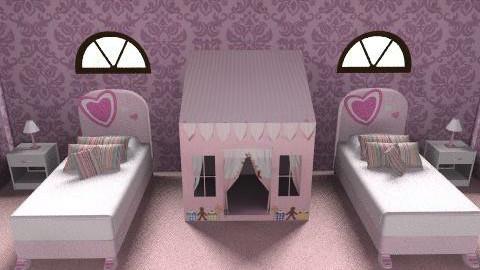 Pinkyyy Tinkyyy... - Modern - Kids room  - by jia khan