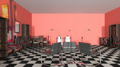 My Dream Salon - Retro - by heathermaejustice
