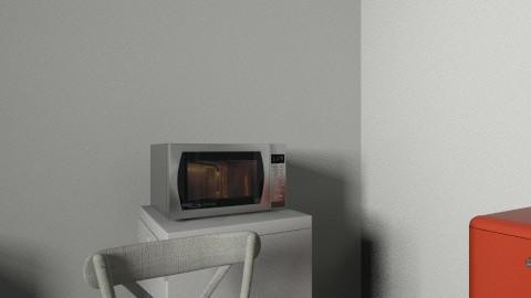 Kitchen  - Rustic - Kitchen  - by justi_menla