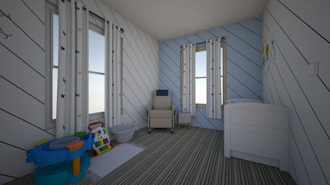 Baby Nursery - Kids room - by Kylee Crafton