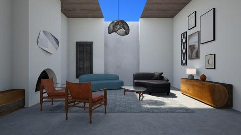 R - Vintage - Living room  - by tolo13lolo