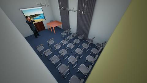 reha physio 2 small class - Minimal - Office  - by ebikis