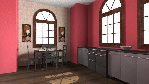 kitchen - Rustic - Kitchen  - by jessebishop