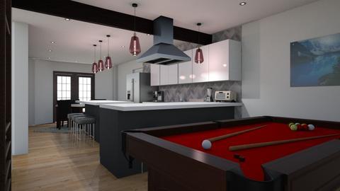 Kitch v5 cab 2 floor3 - Kitchen  - by kurtwise