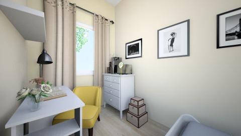Szoba - Minimal - Bedroom  - by Tima Anna