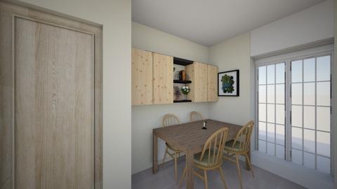 Kitchen2 Cabs - Kitchen  - by spikefriday13